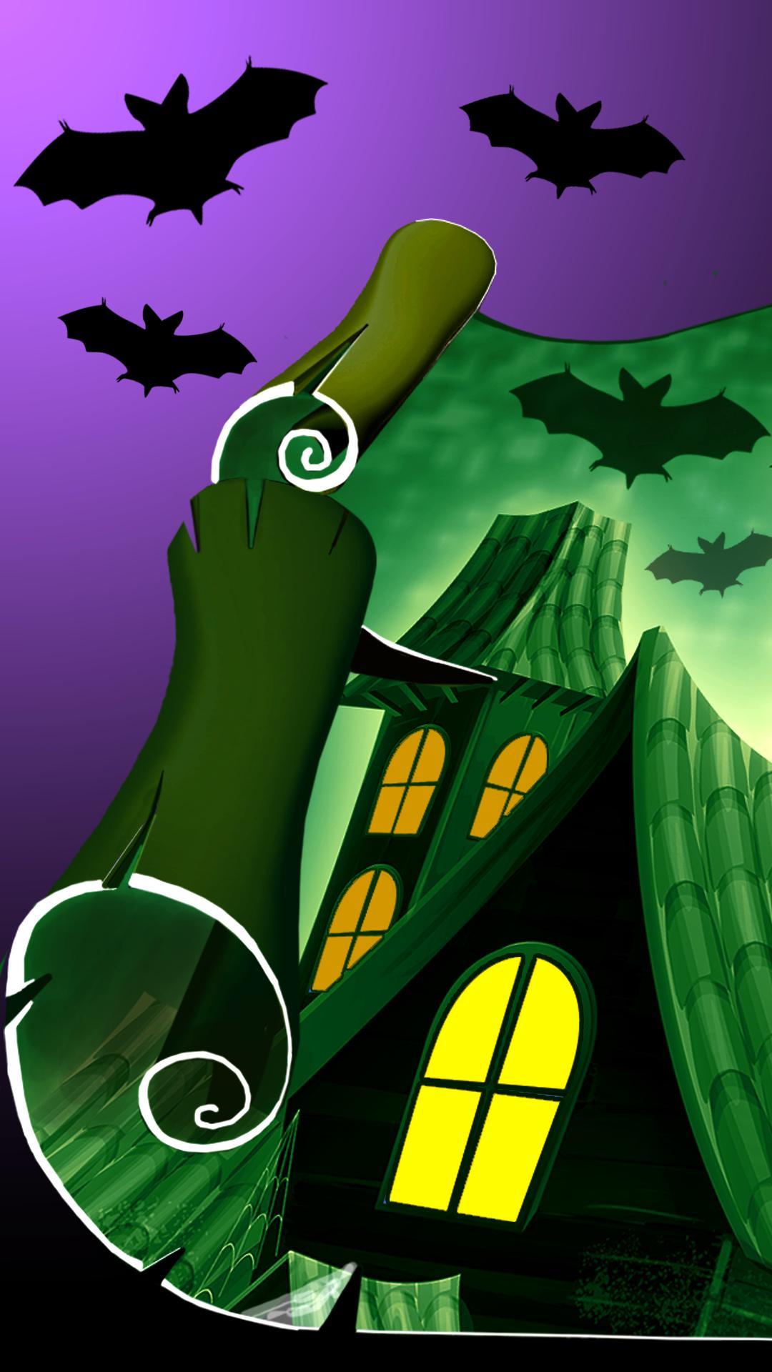 Android 用の 怖いハロウィーンの壁紙 ハロウィンの背景ハロウィンの絵