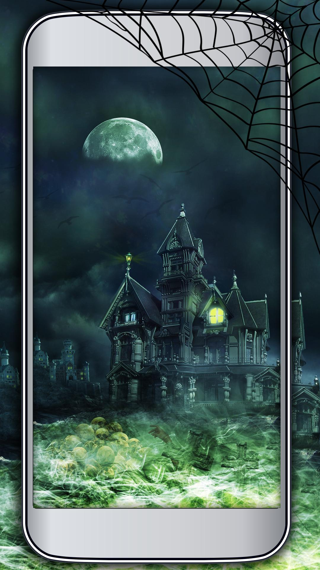 Scary Halloween Wallpaper Halloween Background For Android Apk Download