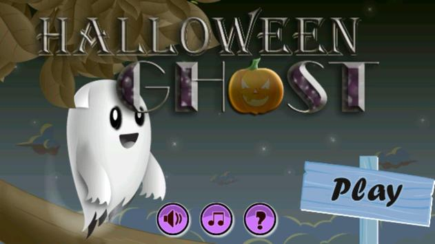 Halloween Ghost poster