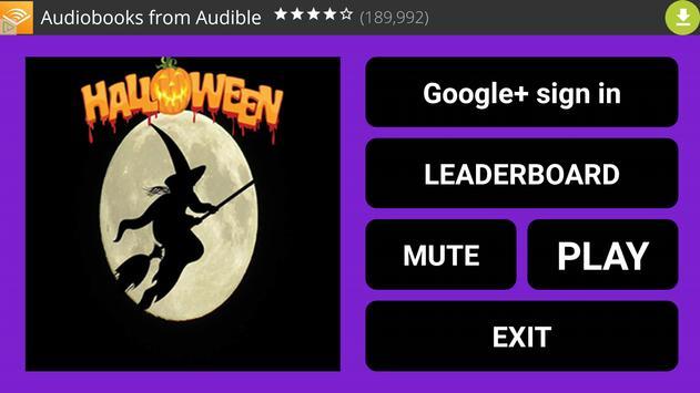 Halloween Rush - Running Game poster