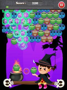Halloween Pop Shooter apk screenshot