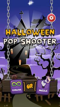 Halloween Pop Shooter poster