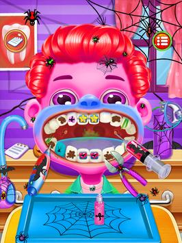 Halloween Crazy Dentist Salon apk screenshot