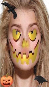 Scary Halloween Face Changer🎃 apk screenshot