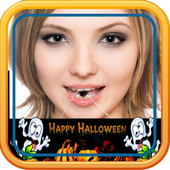 Halloween Frames Free icon