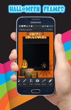Halloween Frames Free apk screenshot