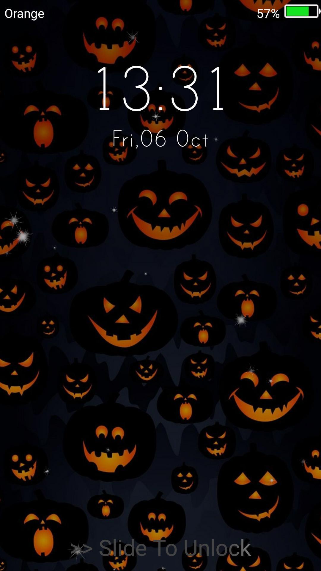Halloween Live Wallpaper Lock Screen Dlya Android Skachat Apk