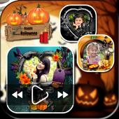 Halloween Photo Video Music icon