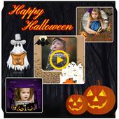Halloween Photo Movie Maker icon