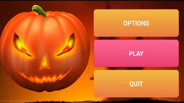 Pumpkin Over Candy poster