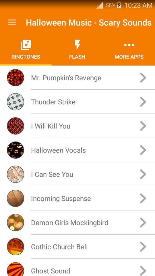 Halloween Music - Scary Sounds for Android - APK Download