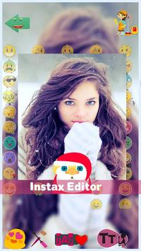Square Size - Collage Maker Makeup Face Editor screenshot 1