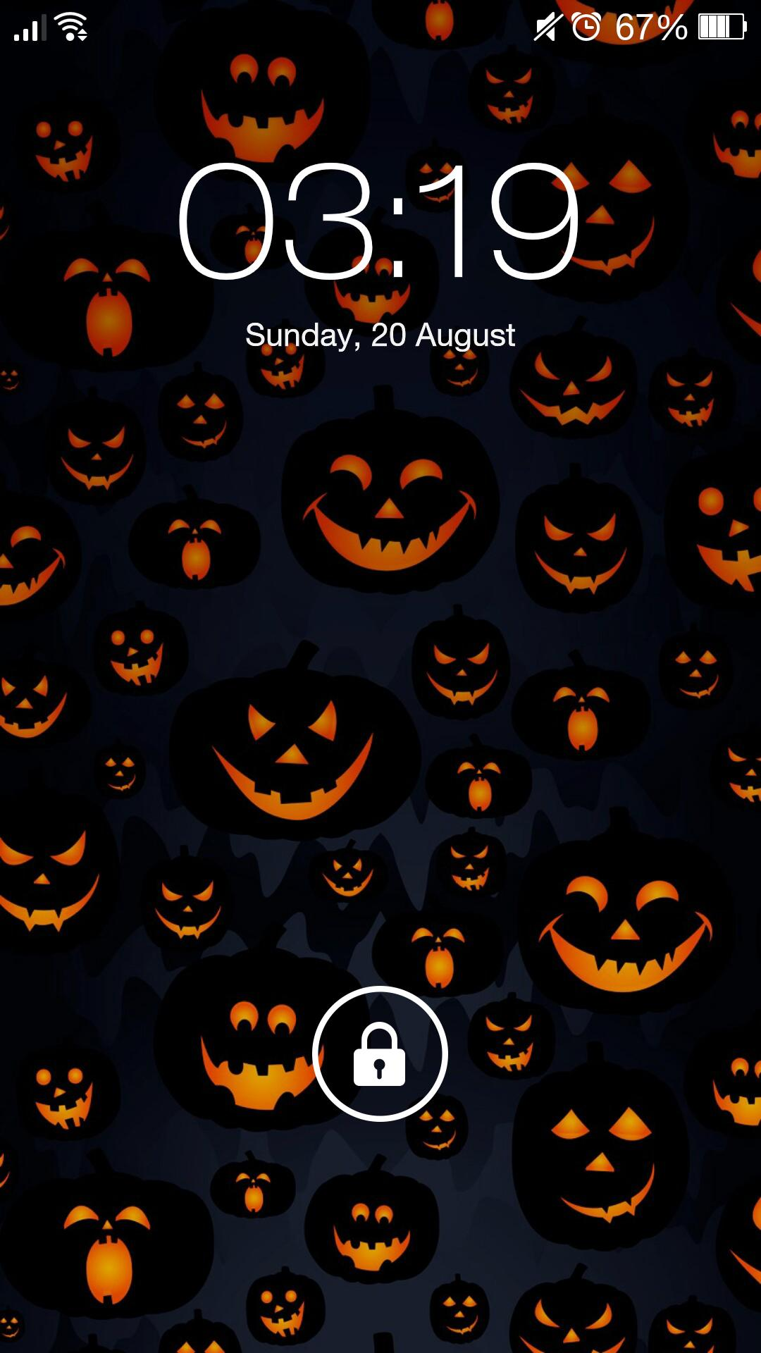 Halloween Night Wallpapers Scary Pumbkin 4k 2017 For