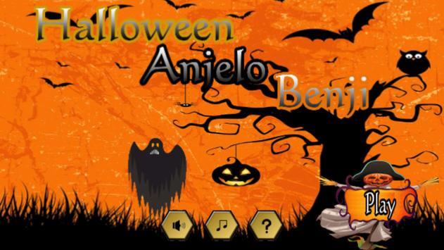 Halloween Anjelo Benji poster