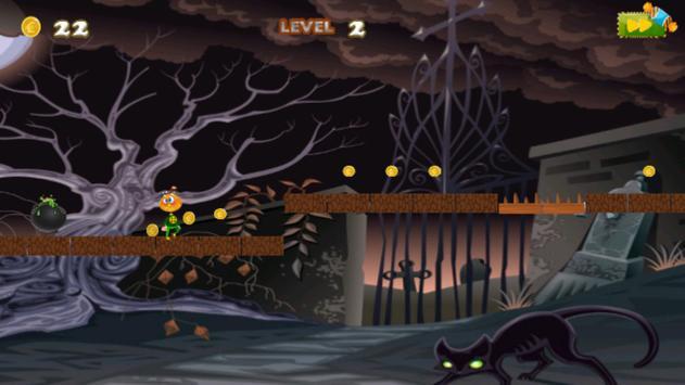 Halloween Anjelo Benji apk screenshot
