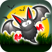 Halloween Bat Turbo Speed Fly icon