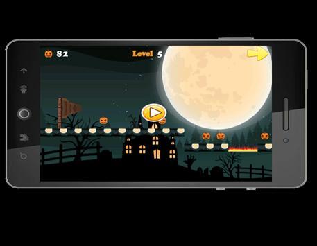 Halloween Runner 2016 apk screenshot