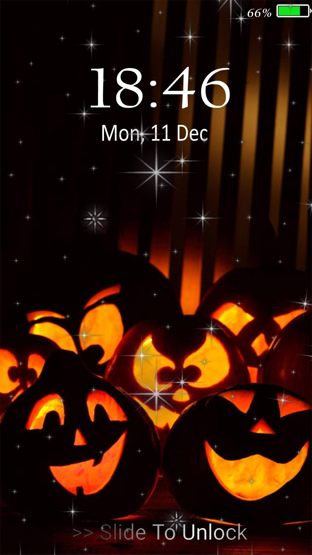 Halloween Ghost Live Wallpaper Lock Screen For Android Apk Download