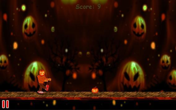 Halloween Pumpkin Scary Game apk screenshot