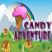 Halloween Candy Adventure Run icon