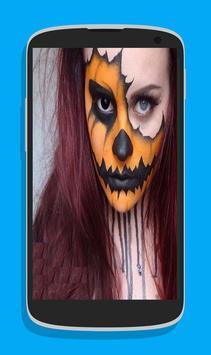 Halloween makeup ideas easy screenshot 1