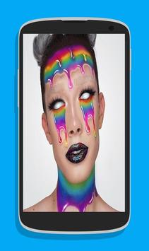 Halloween makeup ideas easy apk screenshot