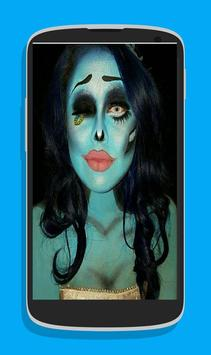 Halloween makeup ideas easy screenshot 5