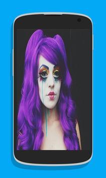 Halloween makeup apk screenshot