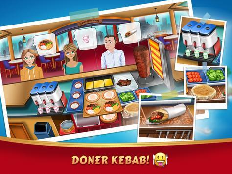عالم الكباب - لعبة طهي تصوير الشاشة 5