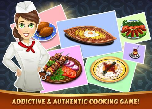 عالم الكباب - لعبة طهي تصوير الشاشة 9