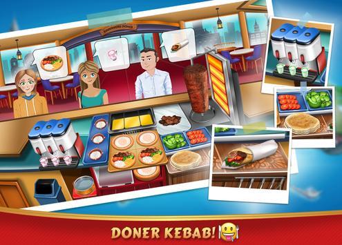 عالم الكباب - لعبة طهي تصوير الشاشة 10