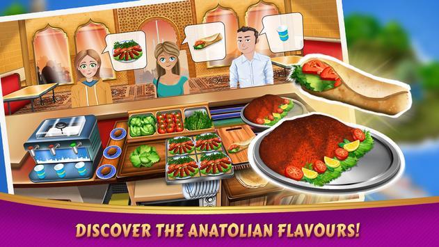 عالم الكباب - لعبة طهي تصوير الشاشة 1