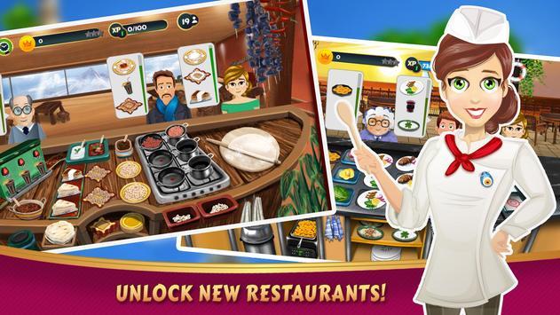 عالم الكباب - لعبة طهي تصوير الشاشة 2