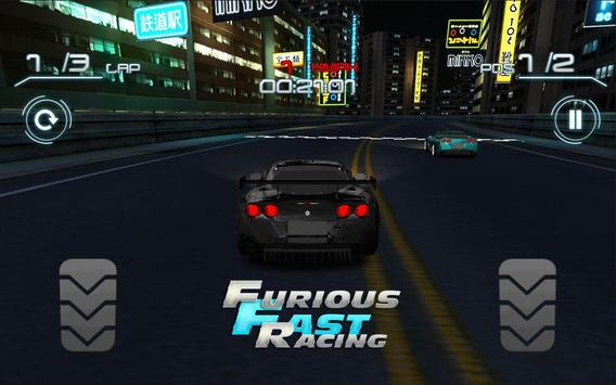 Furious Speedy Racing screenshot 1