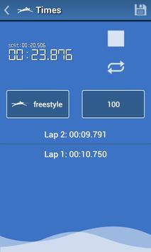 Swimming Coach apk screenshot