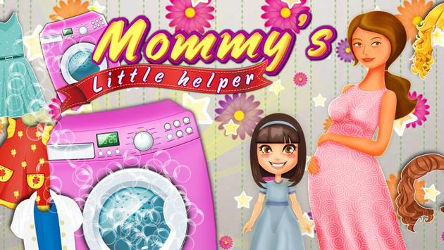 Mommy Care Laundry apk screenshot
