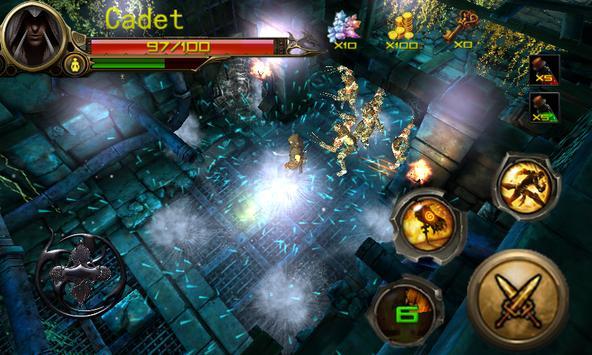 Ninja Adventure Time:Dark Path screenshot 3