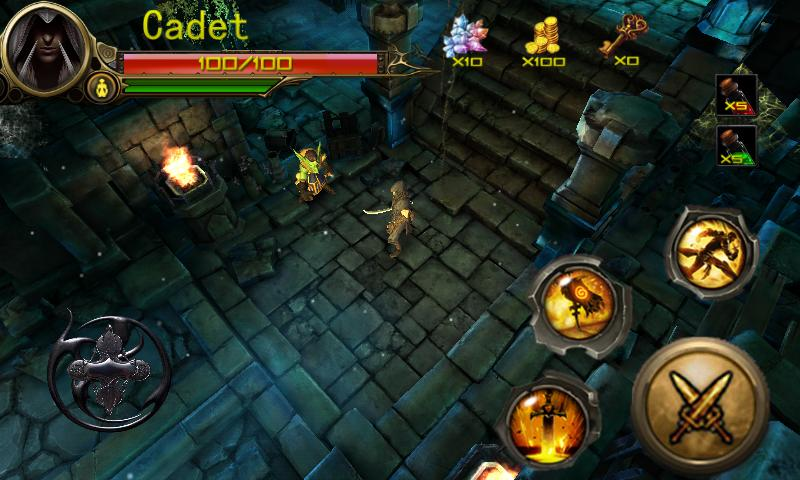 Ninja Adventure Time Dark Path For Android Apk Download