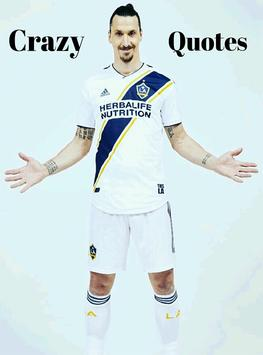 Greatest Quotes From Zlatan Ibrahimovic poster