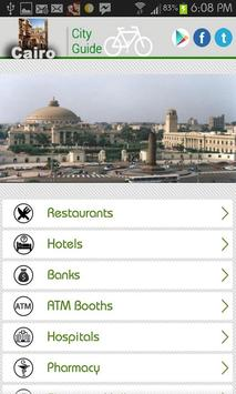 Cairo CityGuide screenshot 1