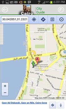 Cairo CityGuide screenshot 4