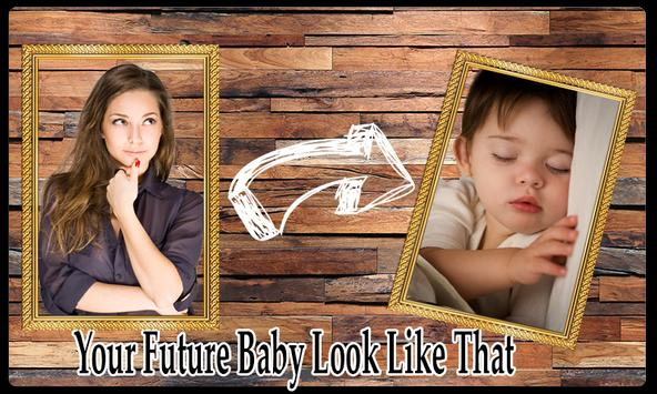 My Future Baby Face Generator And Predictor Prank poster