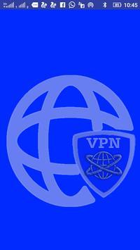 Turbo Cheetah Free VPN poster