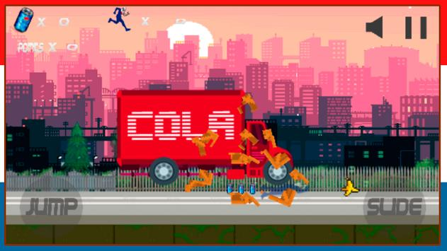 Crazy Cola man Land screenshot 2