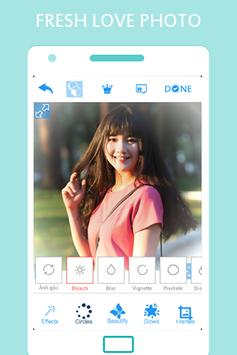 Fresh Love Photo apk screenshot