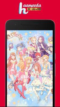 Aikatsu Friends Wallpapers QHD screenshot 2