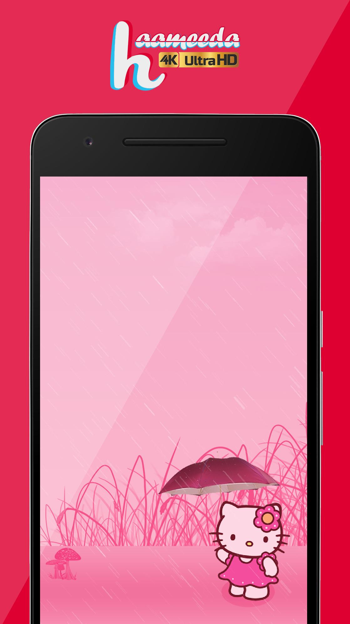 Hello Kitty Wallpapers Pink Cute Hd For Android Apk Download
