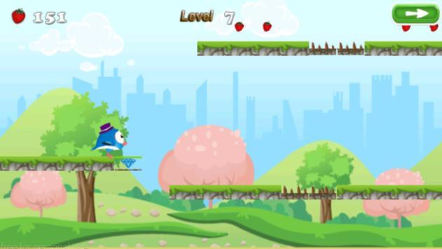 Jumping Classy Bird screenshot 1