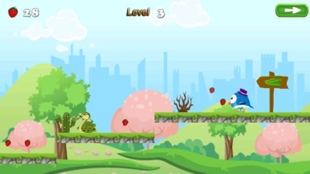 Jumping Classy Bird screenshot 2
