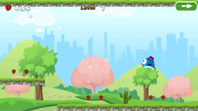 Jumping Classy Bird screenshot 3